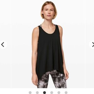 "Lululemon 🍋 ""open ends"" Tank Top"